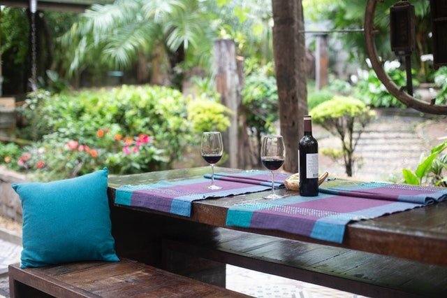 Caring for garden furniture