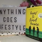 Win: A Copy of How to Find Home by Mahsuda Snaith