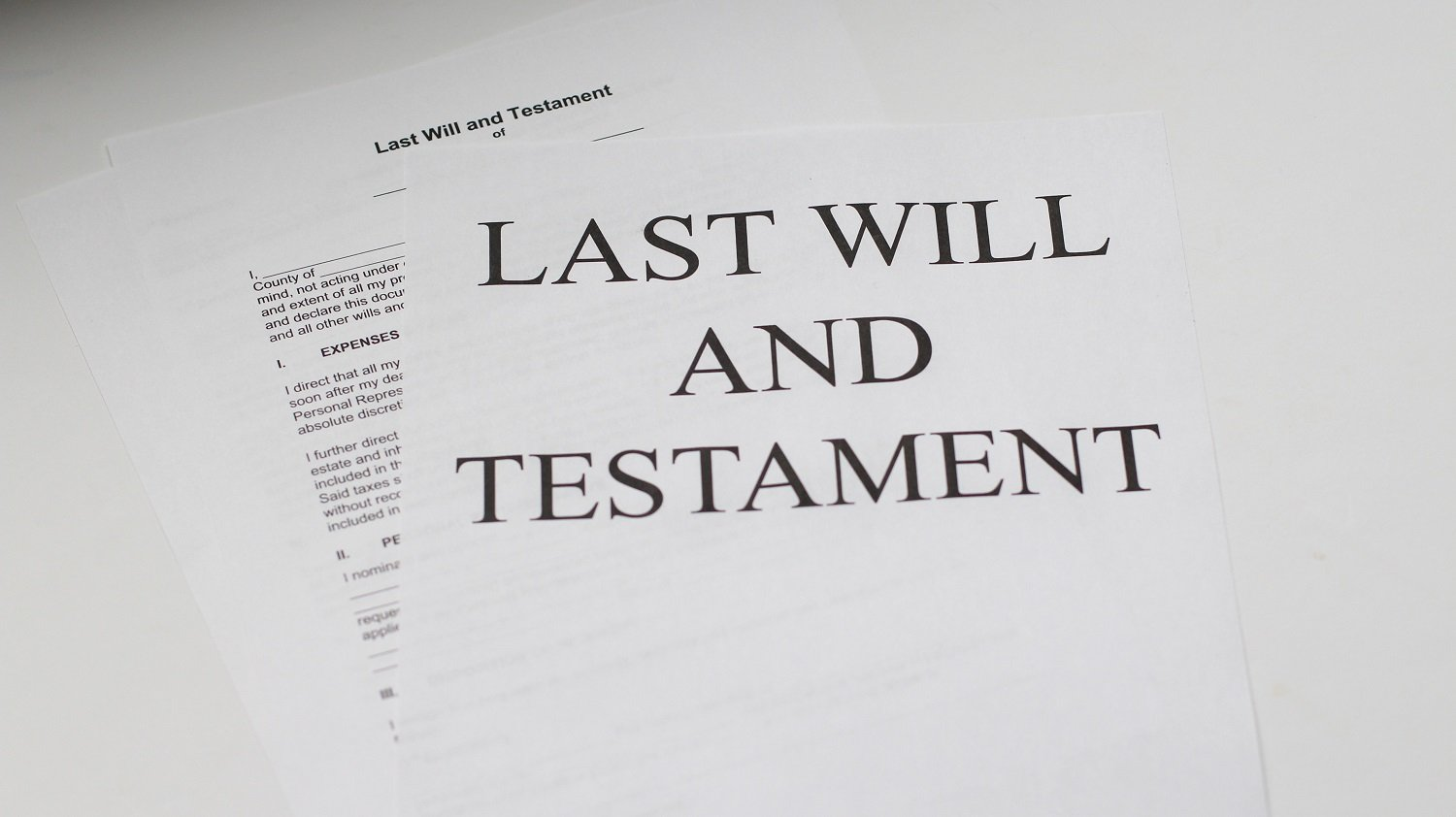 4 Things You Should Include When Writing Your Will