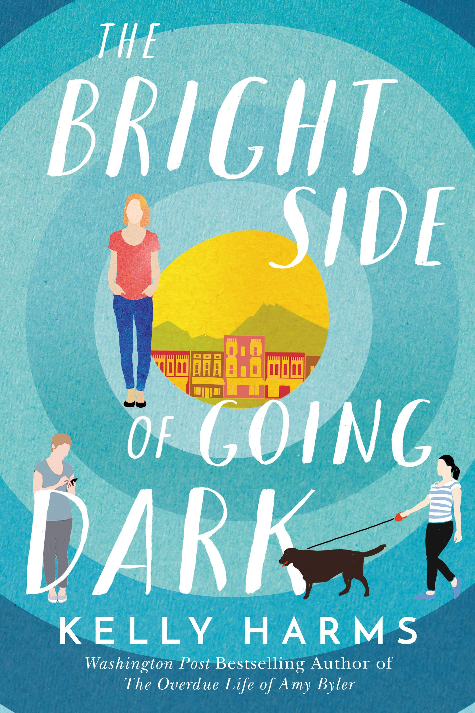 Review: The Bright Side of Going Dark by Kelly Harms