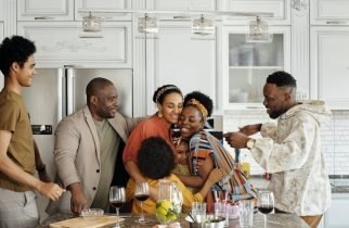 Kitchen as the social hub