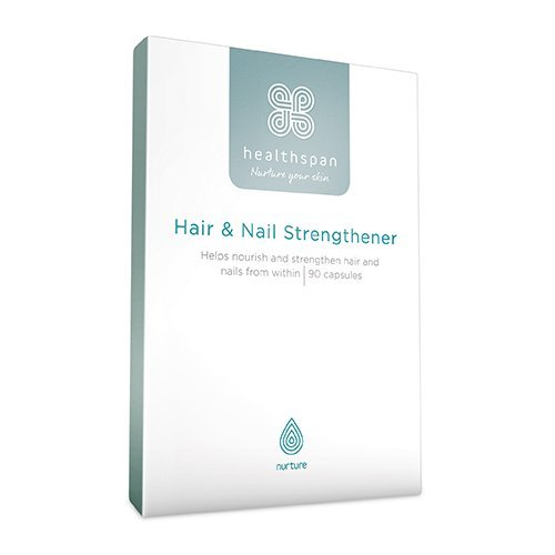 healthspan hair and nail supplements