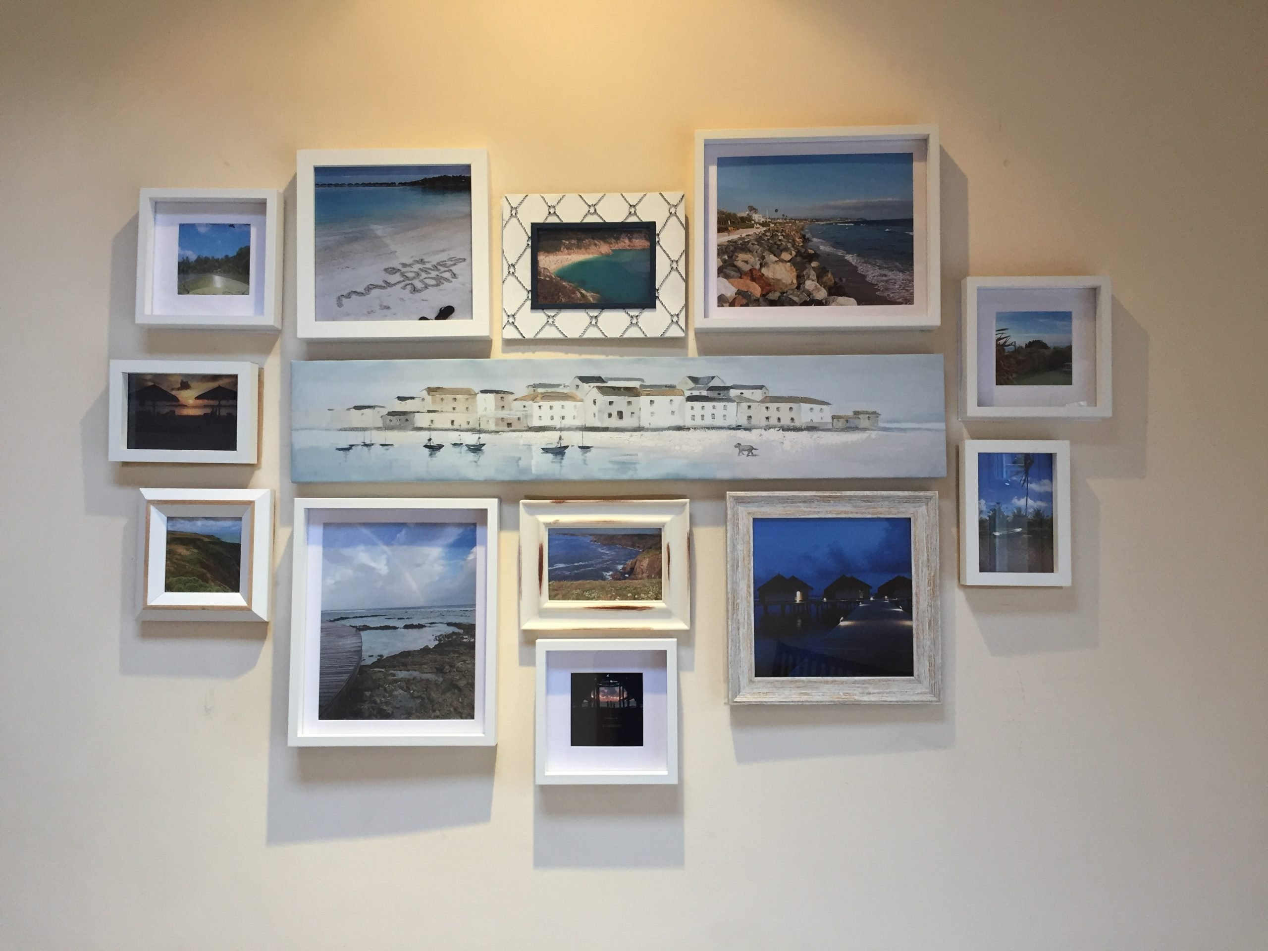 Top Tips to Styling a Gallery Wall
