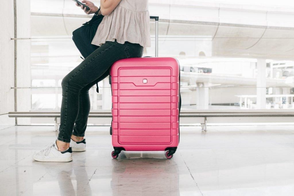 Packing light for travel