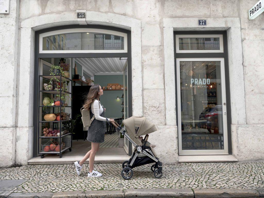 Best lightweight stroller, the Strada