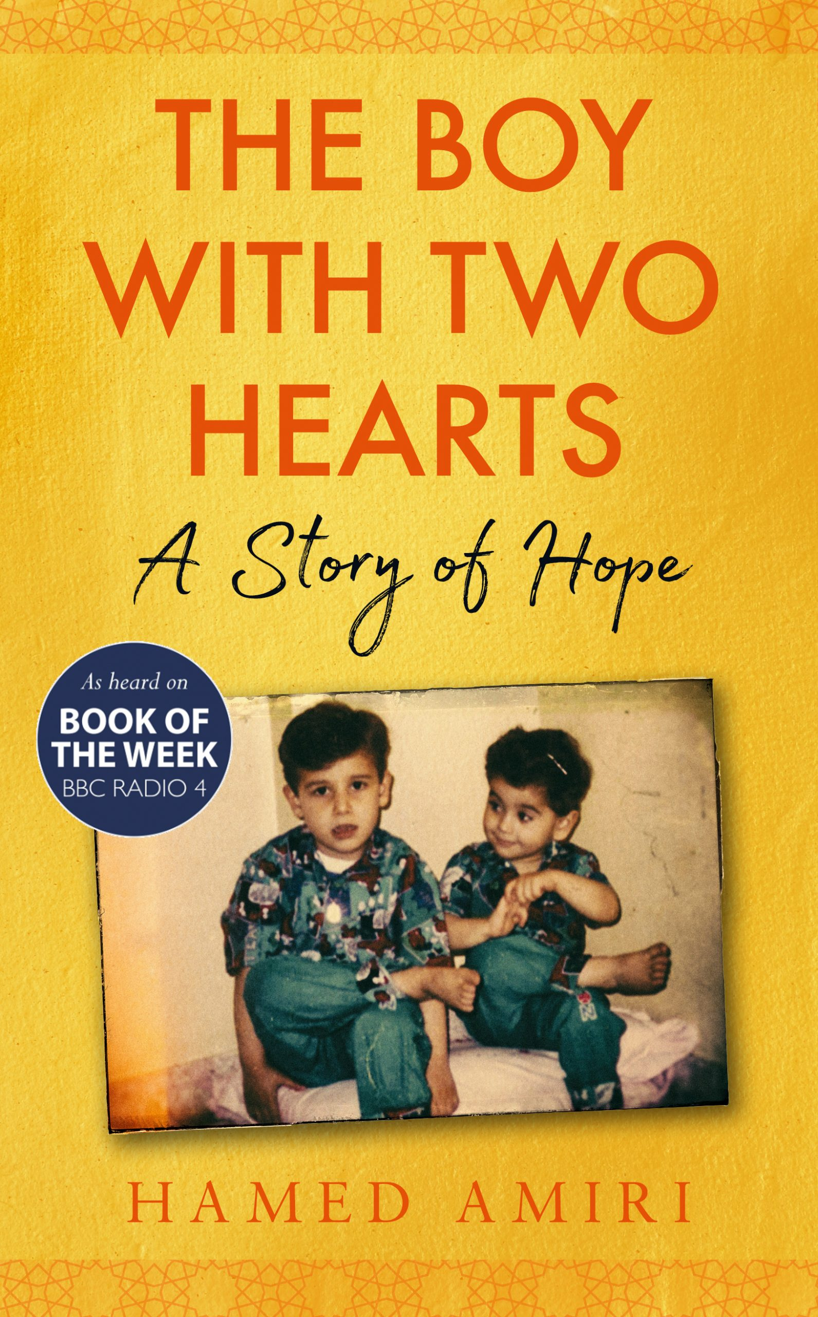Book Review: The Boy with Two Hearts, by Hamed Amiri