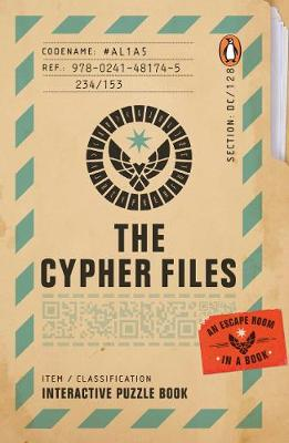 Dimitris Chassapakis, The Cypher Files