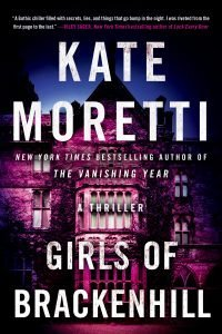 Kate Moretti Girls of Brackenhill
