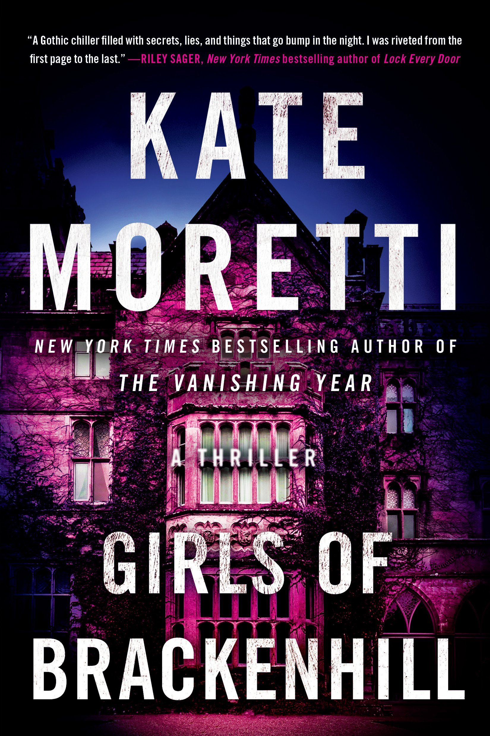 Review: The Girls of Brackenhill by Kate Moretti