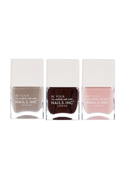 Party on Repeat Nail Polish Collection nails Inc.