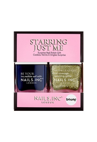 Starring Just Me Nails Inc