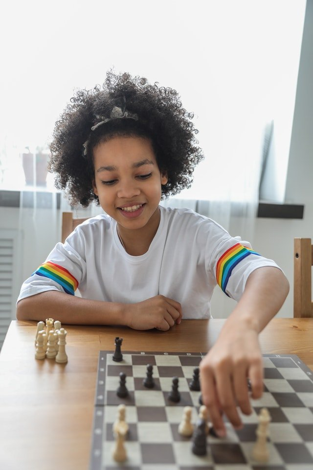 Teach your child chess