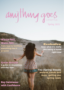 Anything Goes Lifestyle Spring Edition