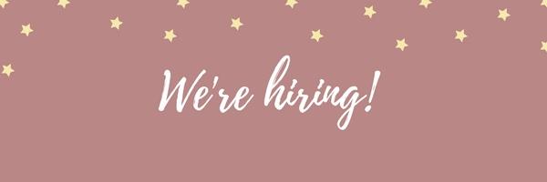 Job offer for sales associate