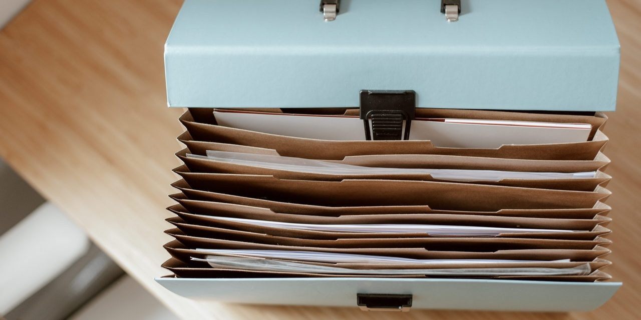 How You Should Organise Your Files