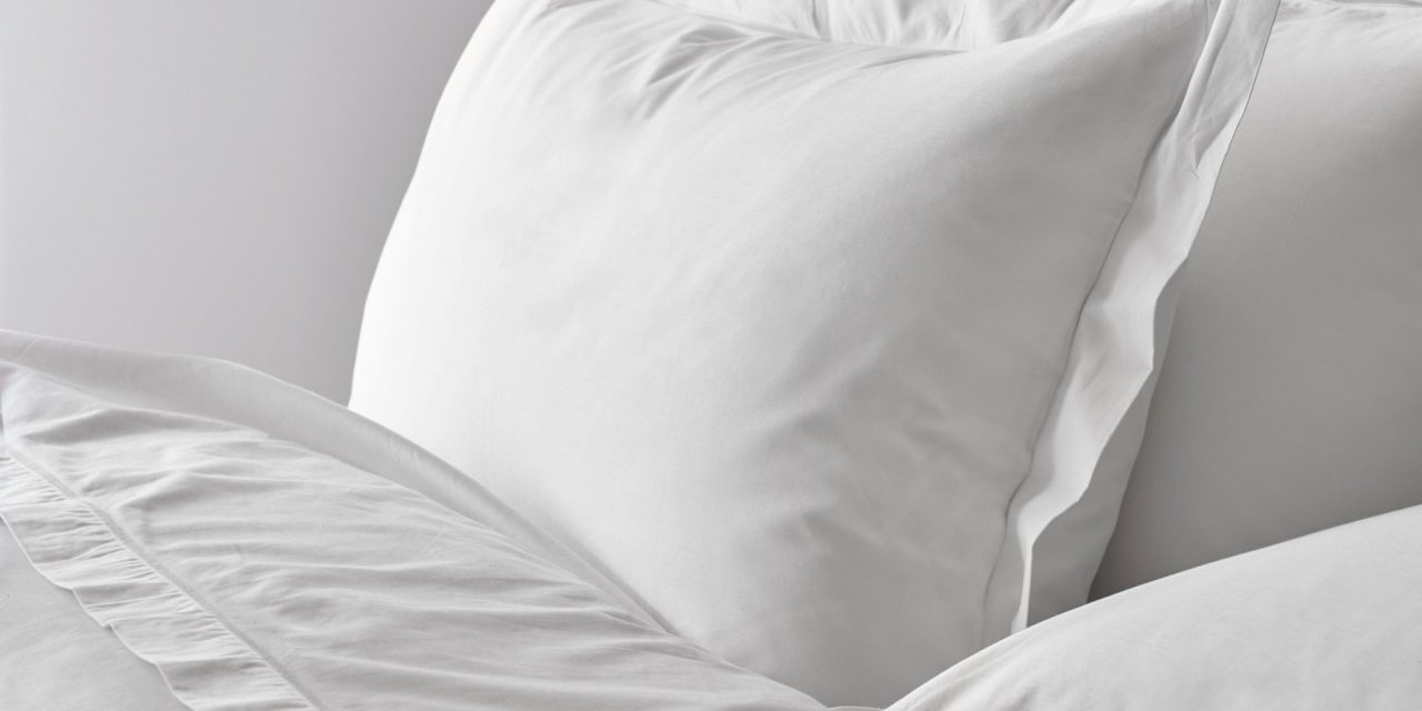 Win: A Pair of Egyptian Cotton or Linen Pillowcases from scooms