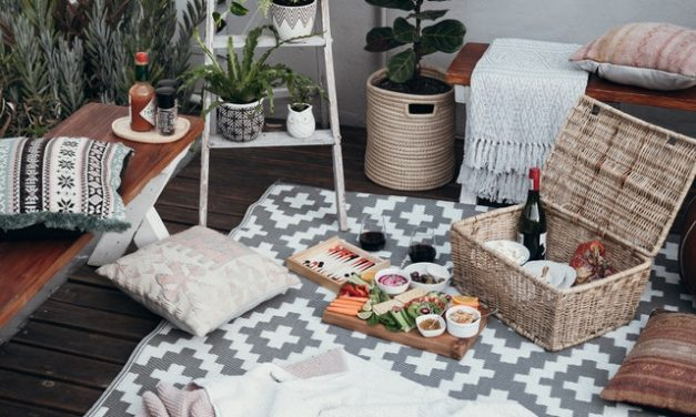 Summer Styles for Your Outside Space