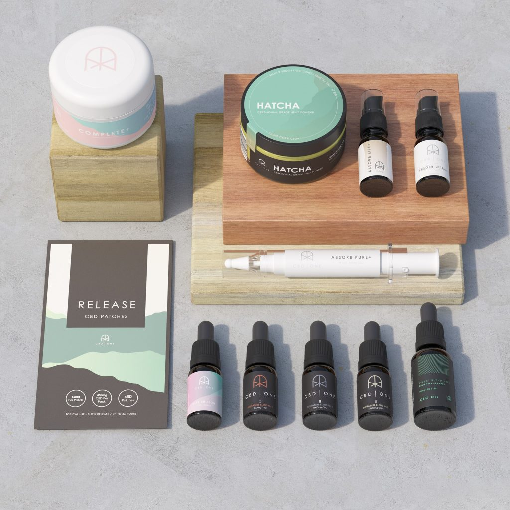 CBD One competition