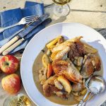Recipe: Boat Street Normandy Chicken With Buttered Boiled Potatoes