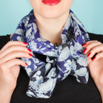4 Different Scarves and How to Wear Them (In Pictures)